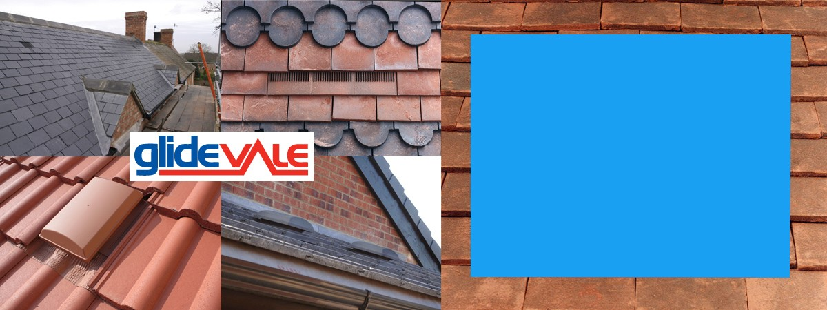 GLIDEVALE Roof Tile & Slate Vents